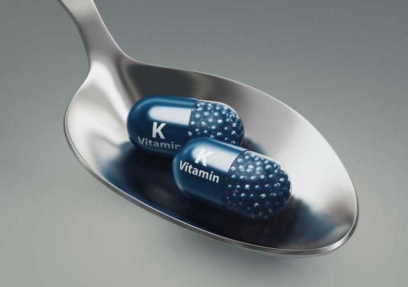 ویتامین k - آسان آزمایش
